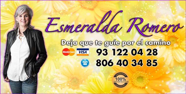 Esmeralda ROMERO - tarot online