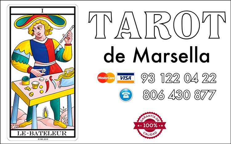 La mejor tirada del tarot de Marsella online