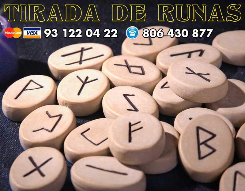 La tirada de las runas online