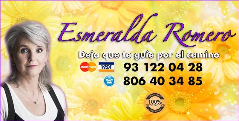 Tarotista Esmeralda Romero - Cartomancia