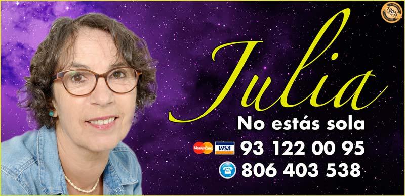 Tarotista Julia - Cartomancia