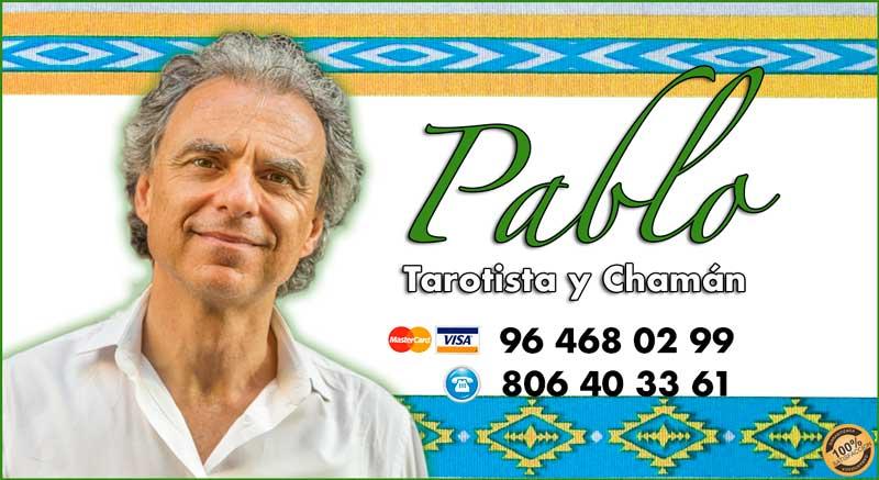 Tarotista Pablo - Cartomancia