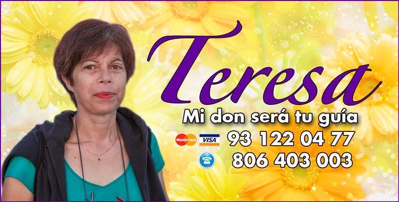 Tarotista Teresa - Cartomancia