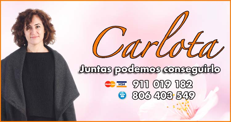Tirada de tarot con baraja española con tarotista Carlota