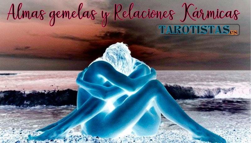 almas gemelas y relaciones kármicas