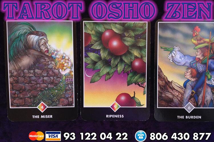 el tarot Osho Zen online