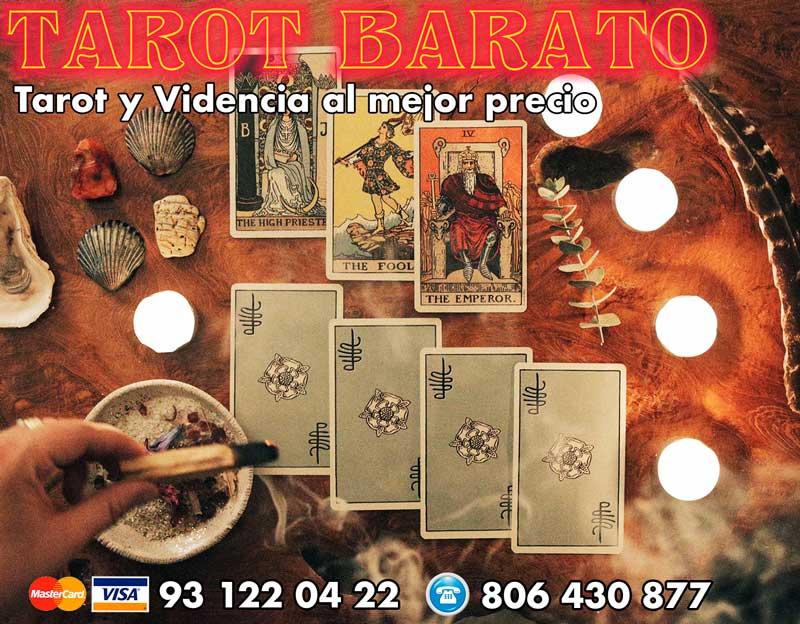 el tarot mas barato en España