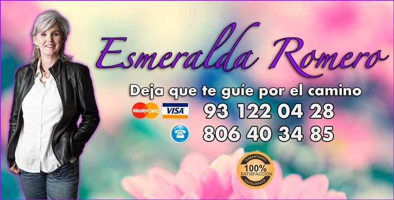 esmeralda ROMERO- tarotista buena y barata