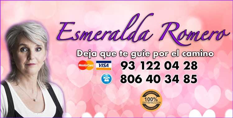 tarotista Esmeralda Romero - tarot del amor fiable