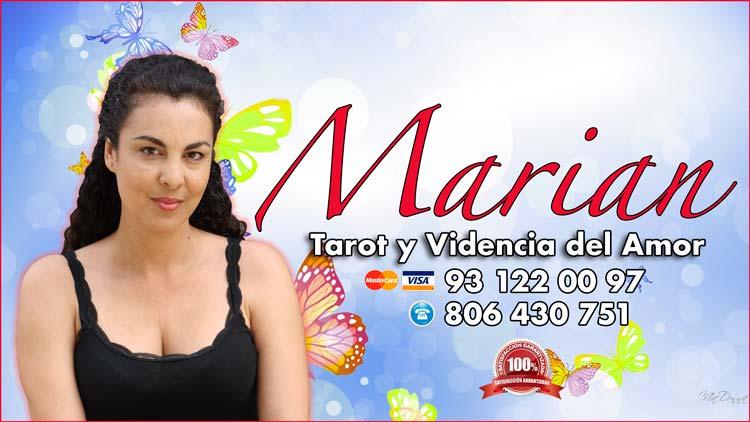 tarotista Marian experta en tarot gitano