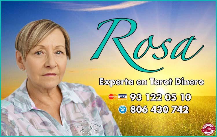 tarotista Rosa - experta en el tarot de Marsella