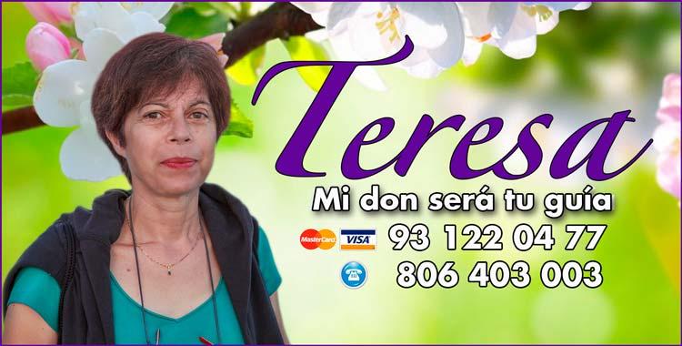tarotista Teresa - experta en el tarot de Marsella