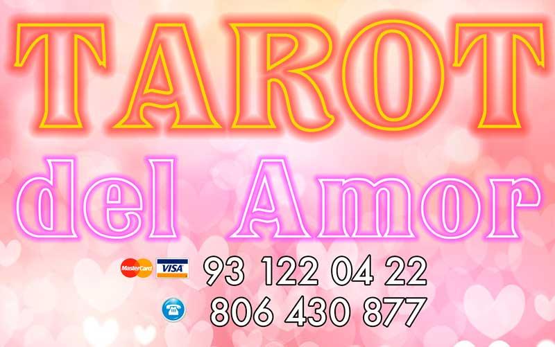 tirada de cartas de tarot online del amor