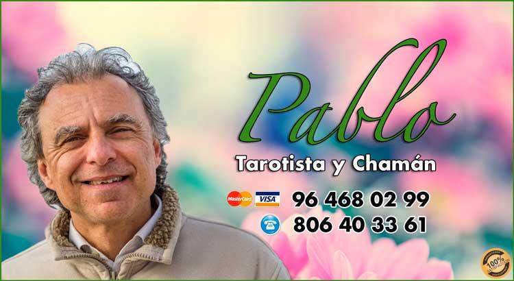 tirada de runas online con el chaman Pablo
