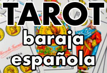 tirada de tarot baraja española online - thumbnail
