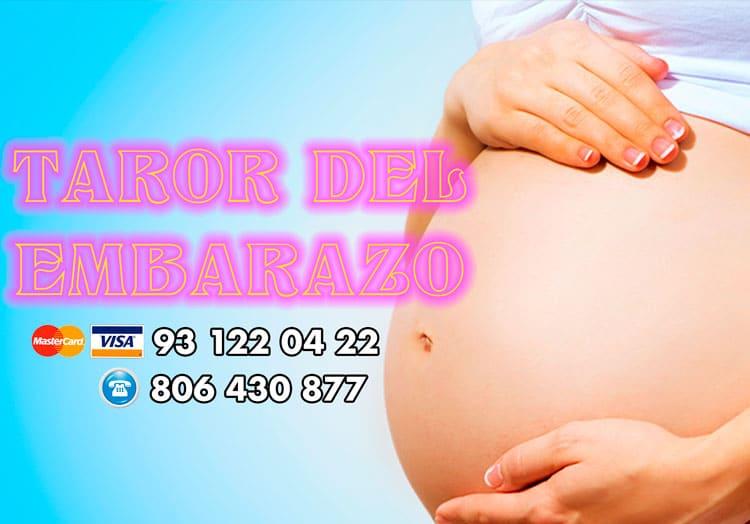 tirada del tarot del embarazo