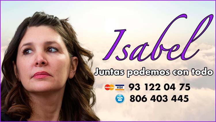Isabel - buenas videntes y tarotistas fiables