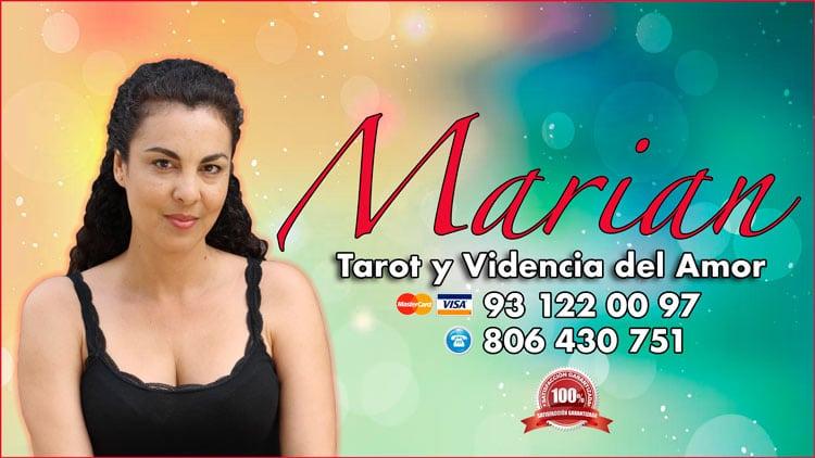 Marian - tarot por teléfono 806