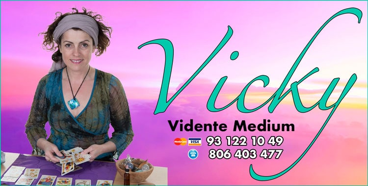 Vicky - videntes y tarotistas sin gabinete