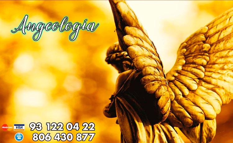 angeología - el poder de los ángeles