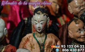 Rituales de la magia china